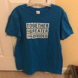 *5 for $29* GLSEN Together Shirt